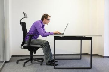posture seated